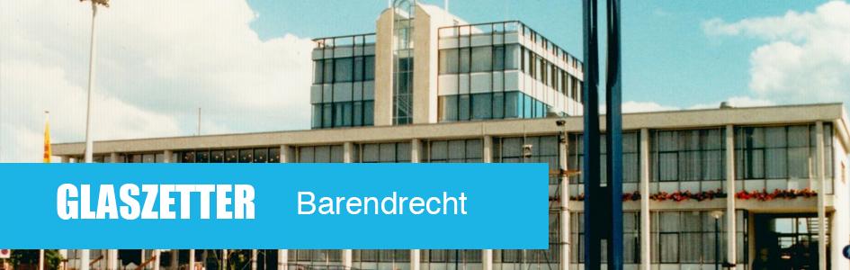 Glaszetter Barendrecht