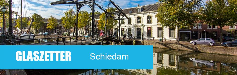 Glaszetter Schiedam